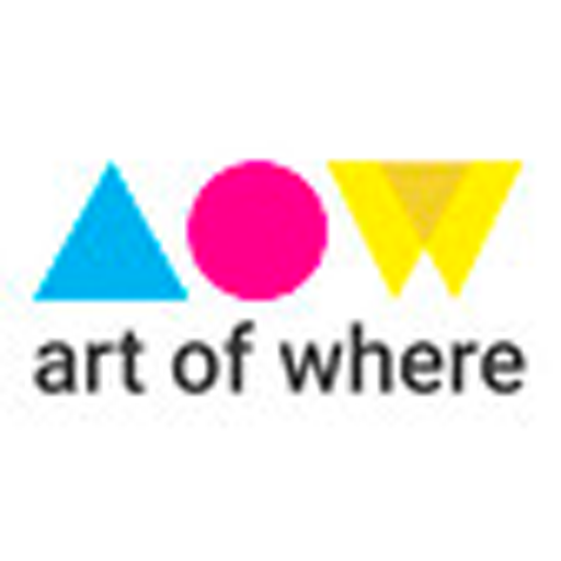 Check out our Art of Where page!